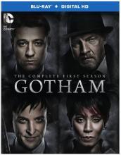 Gotham Season One Fox Batman James Gordon Bruce Wayne Ben McKenzie Critical Blast