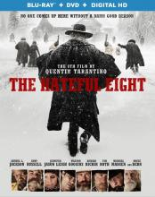 Hateful Eight Blu-ray Dennis Russo Critical Blast
