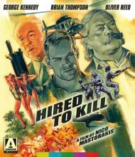 Hired to Kill Blu-ray review Dennis Russo Critical Blast