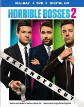 Horrible Bosses 2 Blu Ray Warner Brothers Jason Bateman Critical Blast