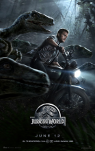 Jurassic World movie review Critical Blast Meredith Tate