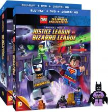 LEGO DC SUPER HEROES JUSTICE LEAGUE VS BIZARRO LEAGUE CRITICAL BLAST