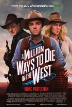 Million Ways to Die in the West Critical Blast