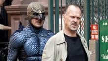 Michael Keaton Birdman Best Actor 2014 Critical Blast