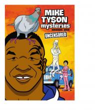 Mike Tyson Mysteries Cartoon Network Adult Swim Critical Blast