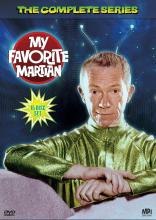 Favorite Martian Ray Walston Bill Bixby MPI DVD Critical Blast
