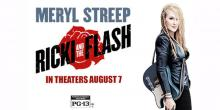 RICKI AND THE FLASH opens Aug 7, 2015.