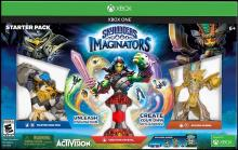Skylanders Imaginators XBox PS3