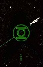 Star Trek Green Lantern Spectrum War IDW DC Critical Blast