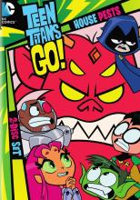 Teen Titans Go House Pests Season Two Critical Blast DVD