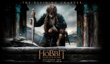 The Hobbit: The Battle of the Five Armies starts Dec 17, 2014