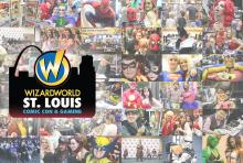 Wizard World Saint Louis 2016