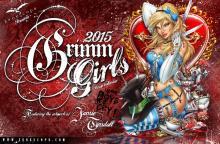 Zenescope 2015 Grimm Girls Calendar
