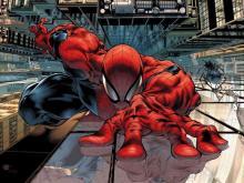 Spider-Verse Finale Marvel Spider-Man Critical Blast