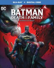 Batman Death in the Family Bluray