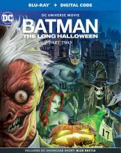 Batman Long Halloween pt 2