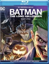Batman Long Halloween Pt 1