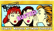 Bleeding Fool Busts Whisper Network
