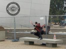 Jamie Krakover as ARROW's Speedy -- an archer at the Arch!