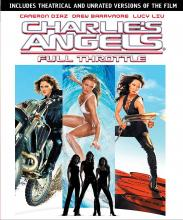 Charlies Angels Full Throttle Blu-ray