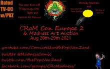 CRoM Con Europe 2