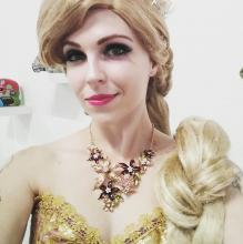 December 2016 Bombshell Aidan Jay: Rapunzel