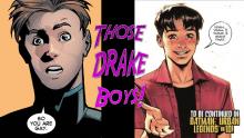 Bobby Drake. Tim Drake.
