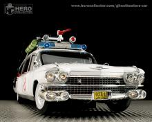 ECTO 1 1/8 scale Eaglemoss Hero Collectibles