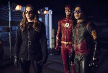 The Flash 422 - Think Fast