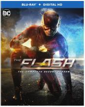 The Flash Season 2 on Blu-ray