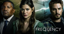 Frequency debuts on the CW Wednesday, October 4