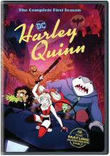 Harley Quinn Season One DVD