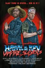 Hawk & Rev: Vampire Slayers