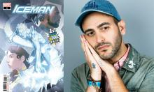 Iceman and writer Sina Grace