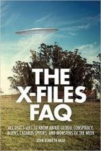 X-Files FAQ Book Review Chris Delloiacono Critical Blast