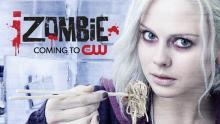 iZombie CW Network DC Comics Critical Blast Rose McIver