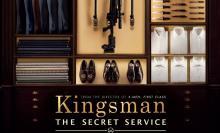 Kingsman starts 2/13/15.