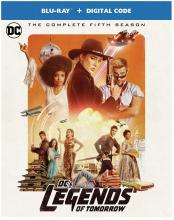 Legends of Tomorrow Season 5 Bluray