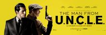 MAN FROM U.N.C.L.E. starts 8/14/15.