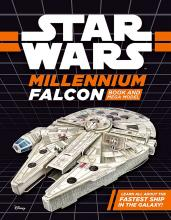Millenium Falcon Book and Model