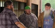 Secret of the Blue House - Mountain Monsters 603