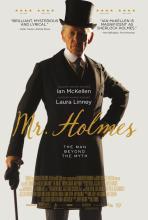 Sir Ian McKellan in MR. HOLMES. Opens 7/17/15.