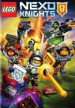 LEGO Nexo Knights Season One on DVD