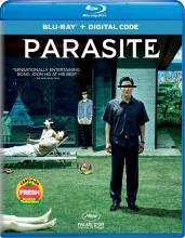 Parasite on Blu-ray
