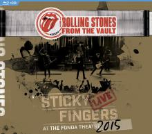 Rolling Stones Sticky Fingers Fonda Theatre 2015