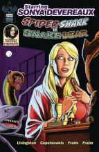 Starring Sonya Devereaux - Spider-Shark vs Snake-Bear
