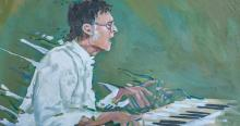 Artwork from Steve Winwood's Greatest Hits Live Double Album