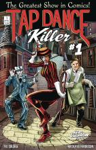 Tap Dance Killer Best Comic Book 2018