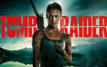 TOMB RAIDER opens everywhere 3/16/18.