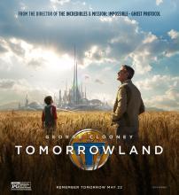 Tomorrowland starts 5/22/2015